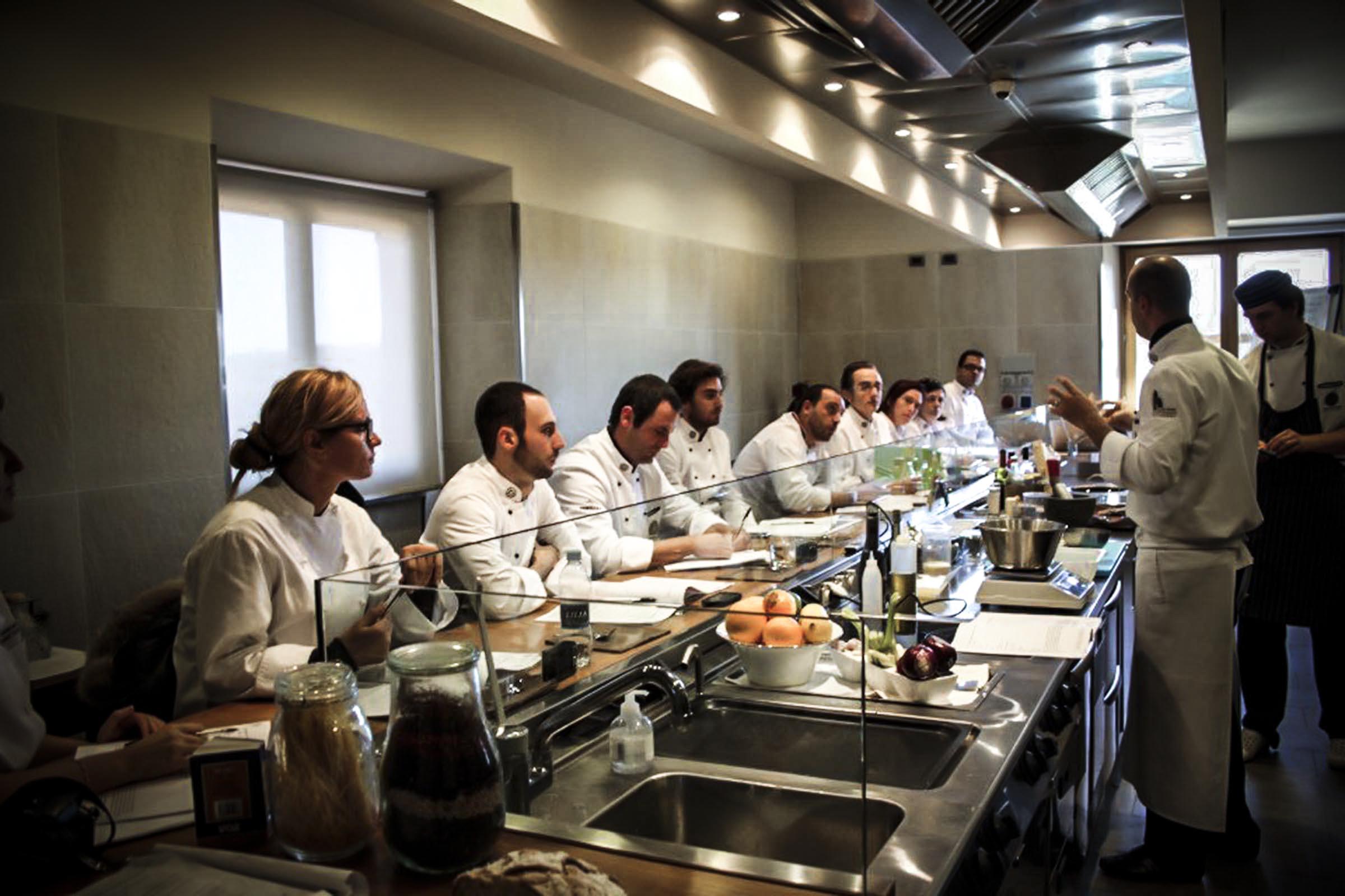 Angelo biscotti executive chef per consulenze di for Scuole di cucina in italia